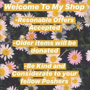 Tops - Hello and welcome to my shop!🌼✨🌙😊
